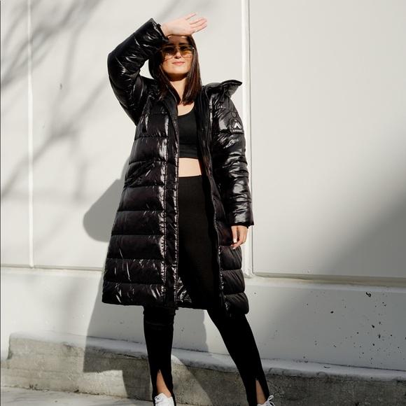 Superdry puffer jacket